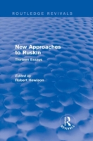 New Approaches to Ruskin (Routledge Revi