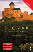 Colloquial Slovak (eBook And MP3 Pack)