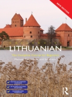 Colloquial Lithuanian (eBook And MP3 Pac
