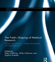 Public Shaping of Medical Research