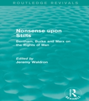 Nonsense upon Stilts (Routledge Revivals