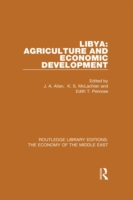 Libya: Agriculture and Economic Developm