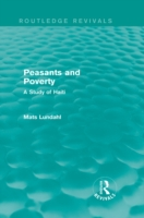 Peasants and Poverty (Routledge Revivals