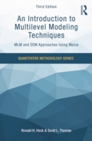 Introduction to Multilevel Modeling Tech