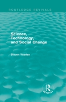 Science, Technology, and Social Change (