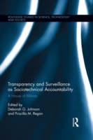 Transparency and Surveillance as Sociote
