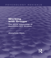 Working with Groups (Psychology Revivals