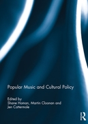 Popular Music and Cultural Policy