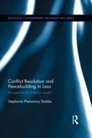 Conflict Resolution and Peacebuilding in