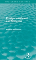 Foreign Investment and Spillovers (Routl