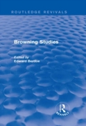 Browning Studies (Routledge Revivals)