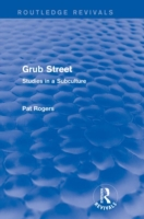 Grub Street (Routledge Revivals)