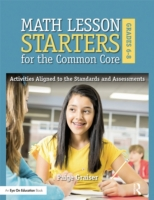 Math Lesson Starters for the Common Core