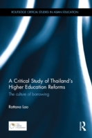 Critical Study of Thailand's Higher Educ