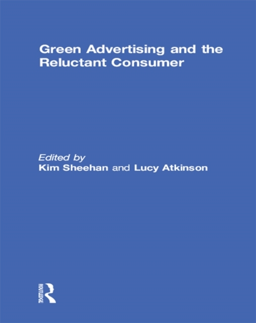 Green Advertising and the Reluctant Cons