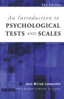 Introduction to Psychological Tests and