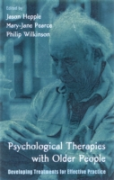 Psychological Therapies with Older Peopl