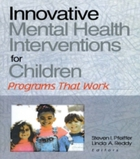Innovative Mental Health Interventions f