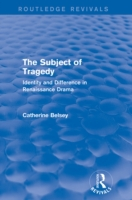 Subject of Tragedy (Routledge Revivals)