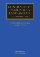 Contracts of Carriage by Land and Air
