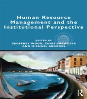 Human Resource Management and the Instit