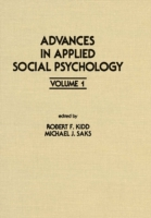 Advances in Applied Social Psychology