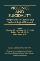 Violence And Suicidality : Perspectives