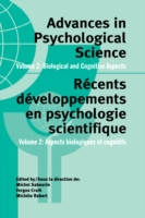 Advances in Psychological Science, Volum