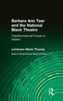 Barbara Ann Teer and the National Black