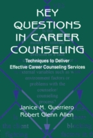 Key Questions in Career Counseling
