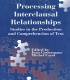 Processing interclausal Relationships