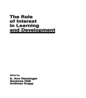 Role of interest in Learning and Develop