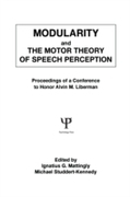 Modularity and the Motor theory of Speec