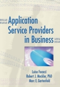 Application Service Providers in Busines