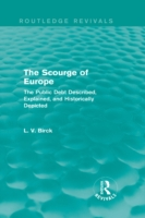 Scourge of Europe (Routledge Revivals)