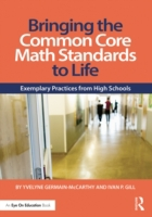 Bringing the Common Core Math Standards