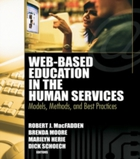 Web-Based Education in the Human Service