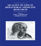 Quality of Life in Behavioral Medicine R