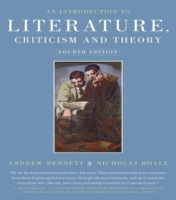 Introduction to Literature, Criticism an