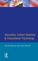Secondary School Teaching and Educationa