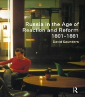 Russia in the Age of Reaction and Reform