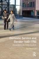 Domestic Service and Gender, 1660-1750
