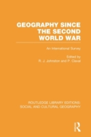 Geography Since the Second World War (RL