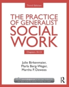 Chapters 10-13: The Practice of Generali