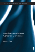 Board Accountability in Corporate Govern