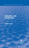 Liberality and Civilization (Routledge R