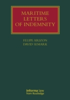 Maritime Letters of Indemnity