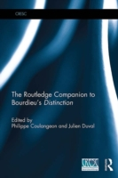 Routledge Companion to Bourdieu's 'Disti