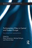 Parliamentary Elites in Central and East