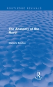 Anatomy of the Novel (Routledge Revivals
